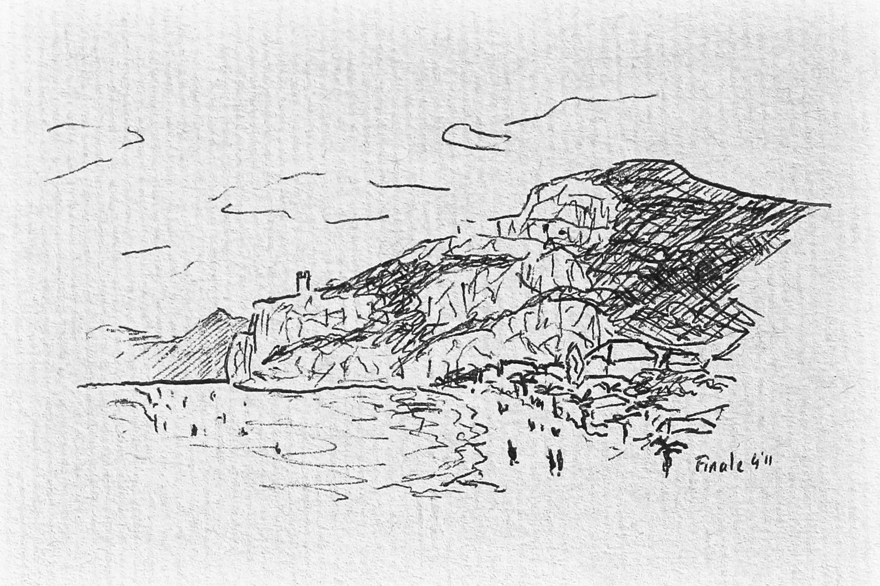 Strand bei Finale