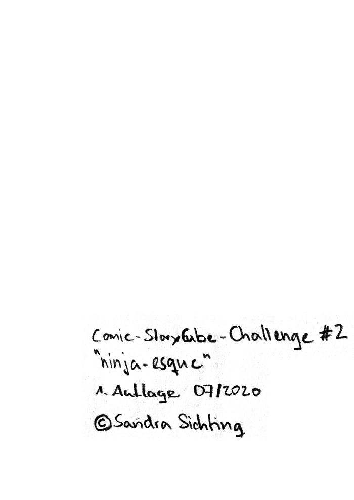 comic storycube challenge